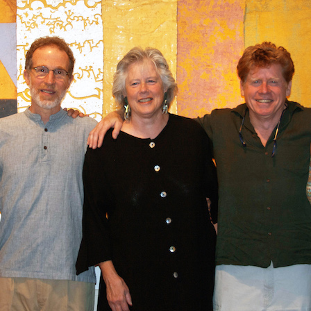 Watershed founders George Mason, Lynn Duryea and Chris Gustin